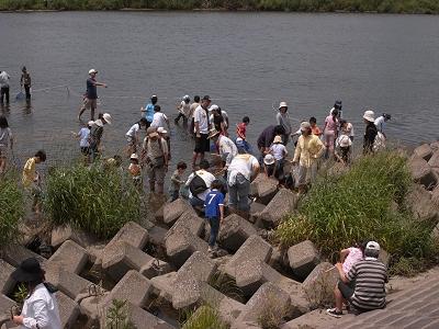 テナガエビ釣りはウキゴリ釣りに・・・_c0091679_0102462.jpg