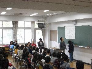 多摩川探検隊発表会_c0091679_23533110.jpg