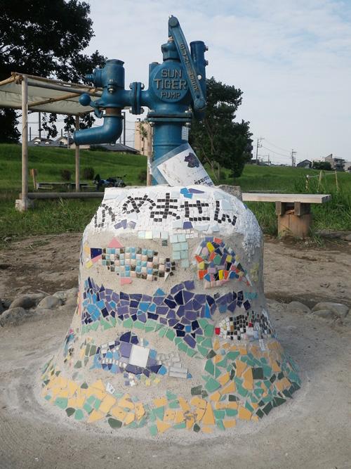 井戸の台座作り_c0091679_9335295.jpg